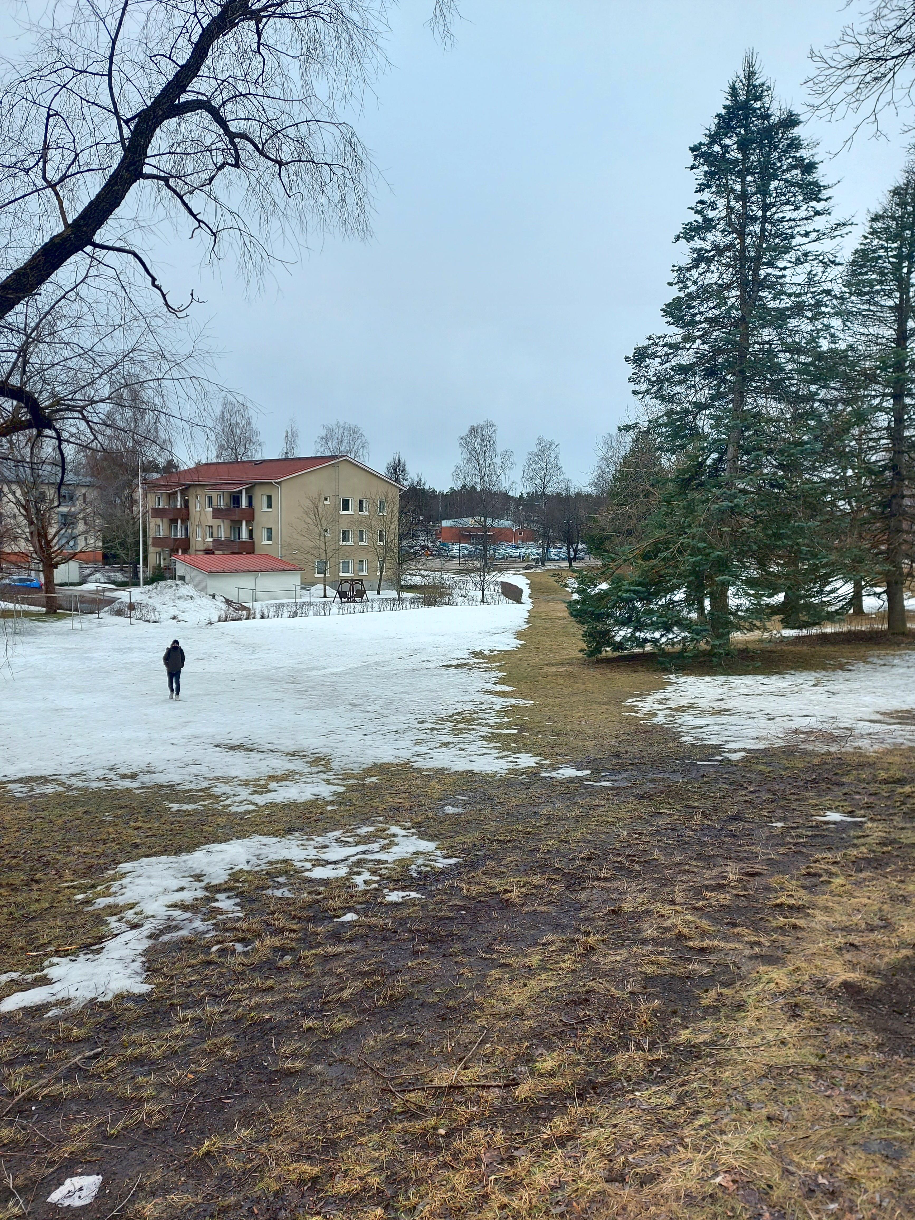 Vilho Petter Nenosen puisto